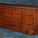 Twelve Drawer G&G Credenza