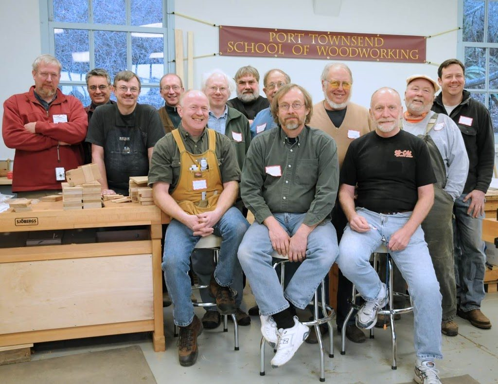 A Weekend At The Port Townsend School Of Woodworking