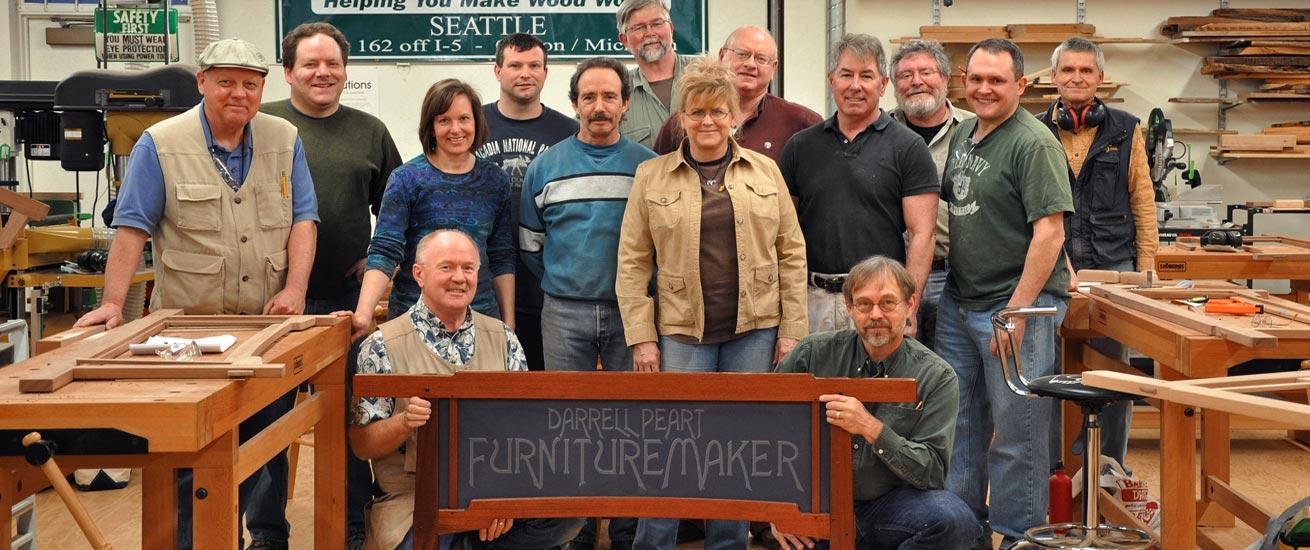 Darrell Peart Furnituremaker Custom Furniture In The