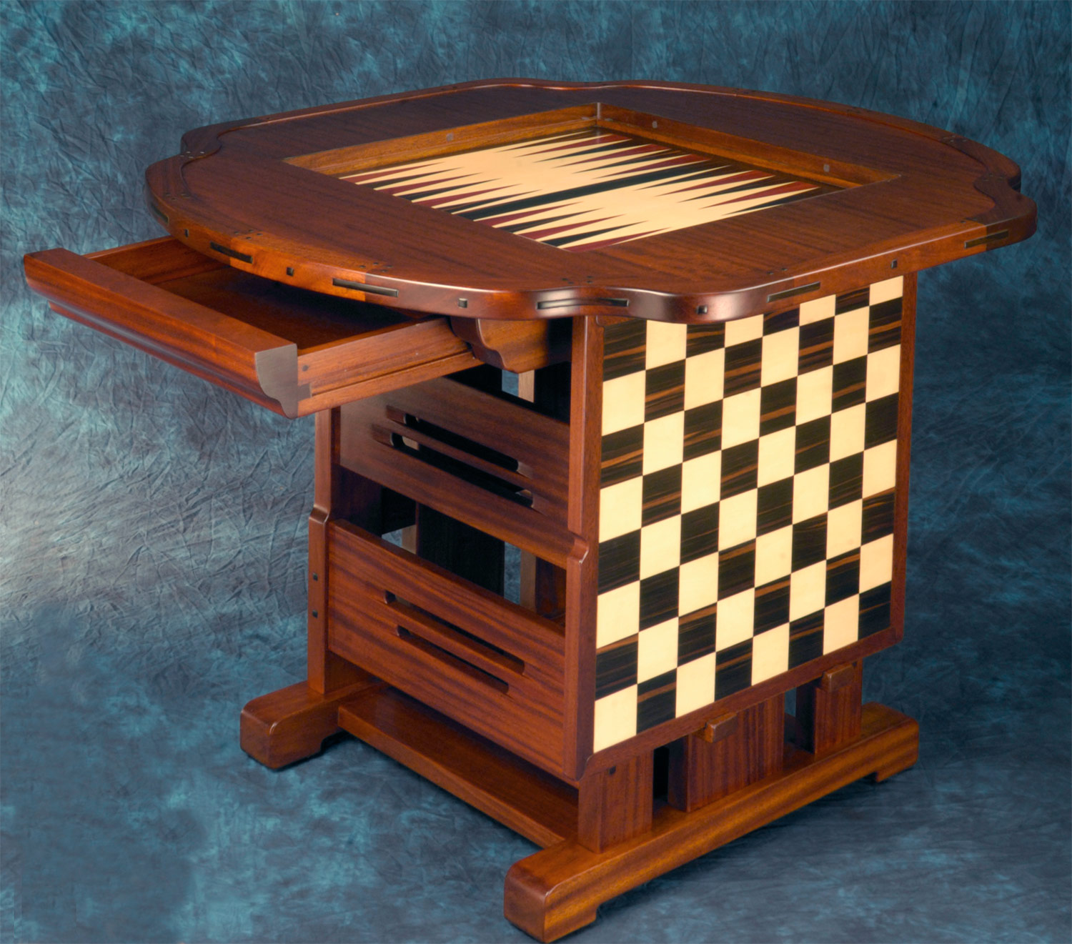 Subscribe to the Newsletter & Greene \u0026 Greene Style Chess Table \u2013 Darrell Peart \u2013 Furnituremaker