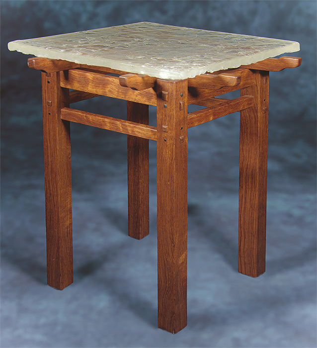 Rafter Tail End Table