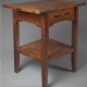 Greene and Greene Nightstand by Darrell Peart