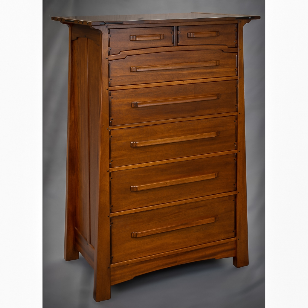 Greene & Greene Chest of Drawers