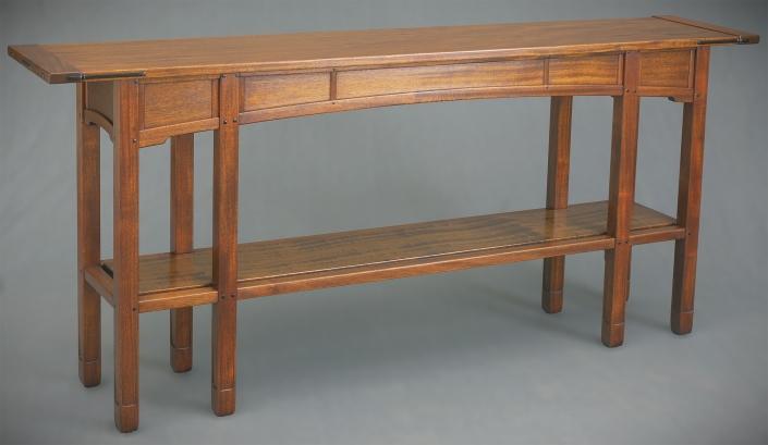 Greene & Greene Style Sofa Table