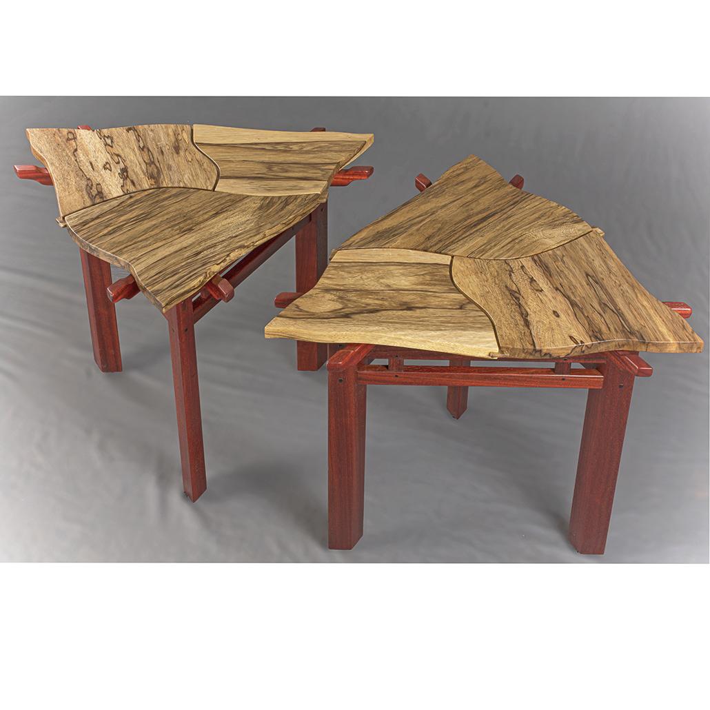 Tercet Leaf Tables