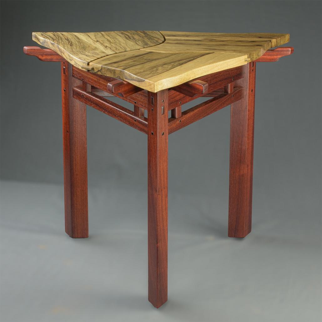 Tercet Leaf Table