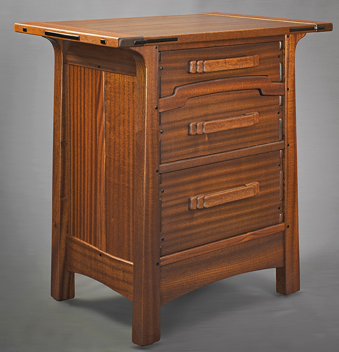 Greene and Greene Style Nightstand
