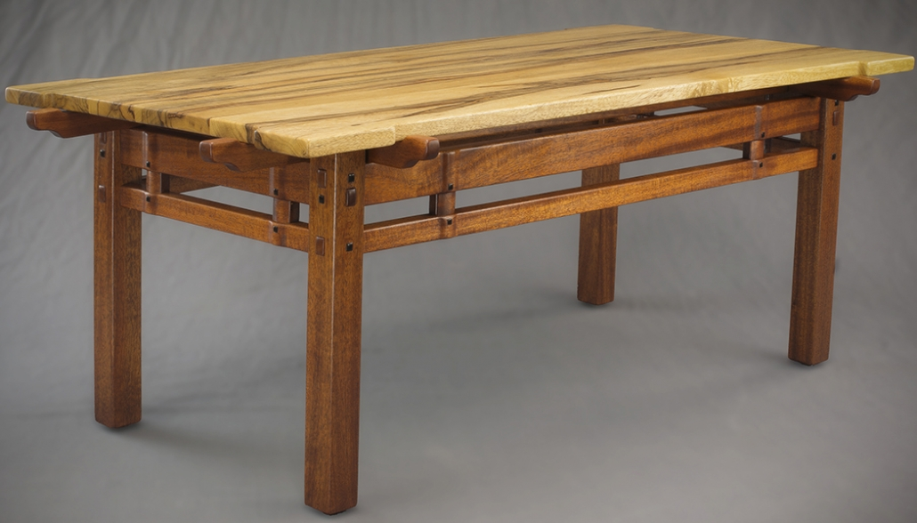 Coffee Table by Darrell Peart