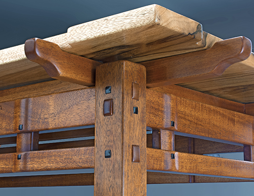 Detail of Rafter Tail Table