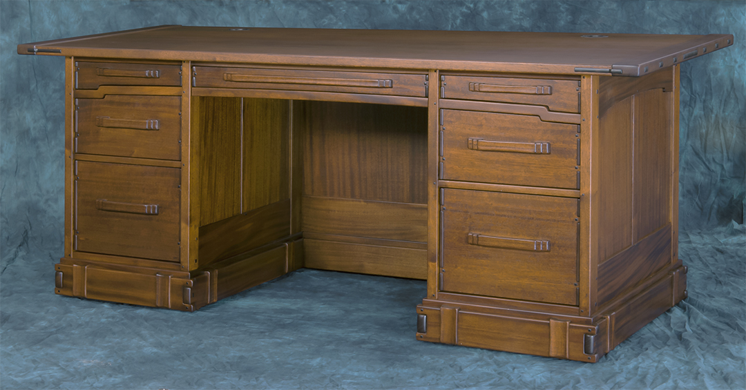 Executive Greene and Greene Desk