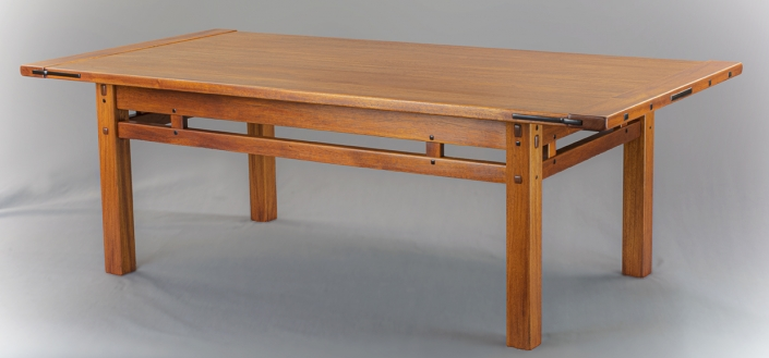 Greene and Greene Coffee Table