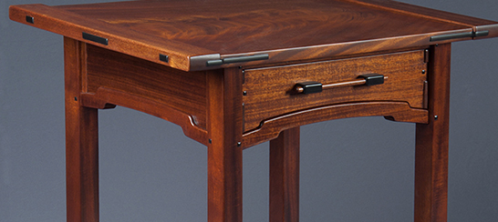Arched Aurora Nightstand